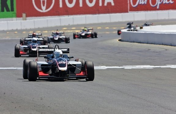 russell1 Ramies Wins at Infineon!